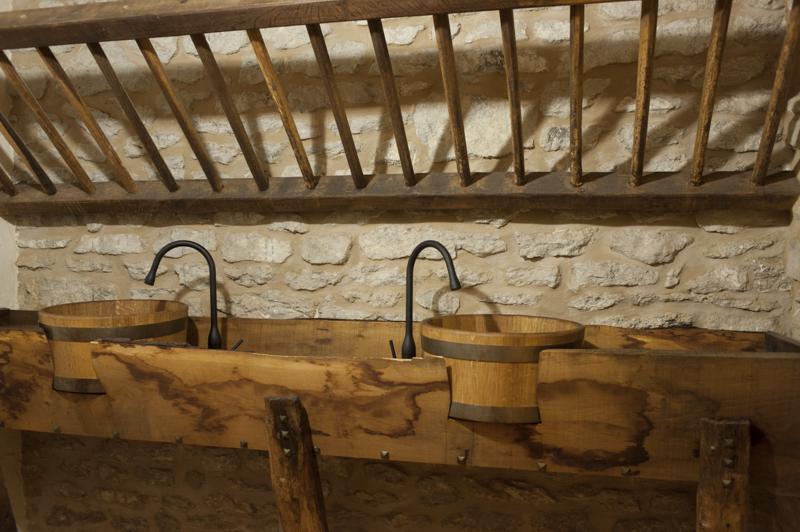 vasques d'autrefois