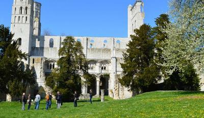 Abbaye de jumieges