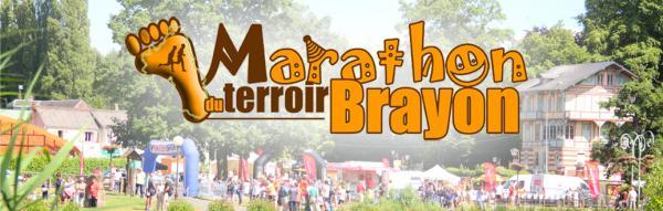Marathon terroir brayon preentation epreuves course a pied