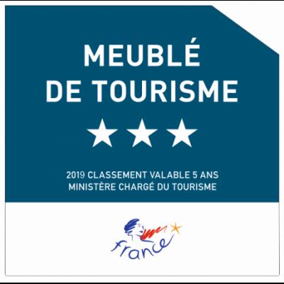 Sticker meuble de tourisme 3 etoiles 2019 jpg